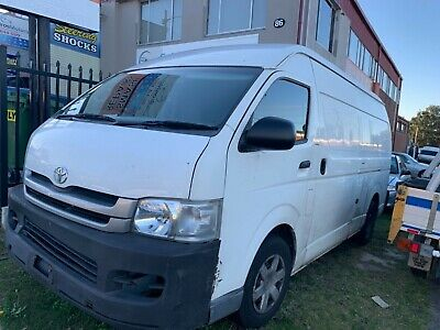 Cheap 2005 Hiace