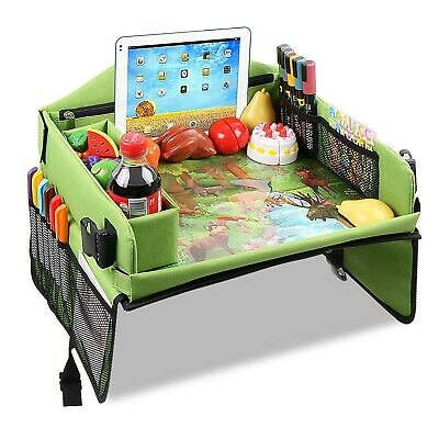 Drivaid Kids Travel Play Tray, Baby Car Seat Tray To Drawing, Organize Snacks...