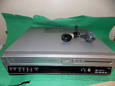 BUSH DVRHS02 DVD Recorder VCR VHS VIDEO CASSETTE Combo-Copy from VHS to DVD