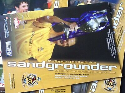 Southport Homes 2007/08