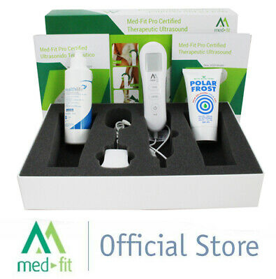 Med-Fit Pro-Homecare Therapeutic 1MHz Frequency Ultrasound - VAT FREE