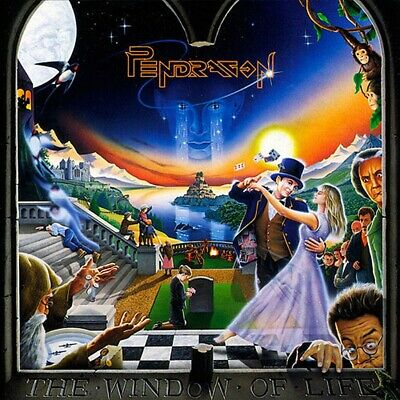 CD Pendragon - The Window of Life (remastered)