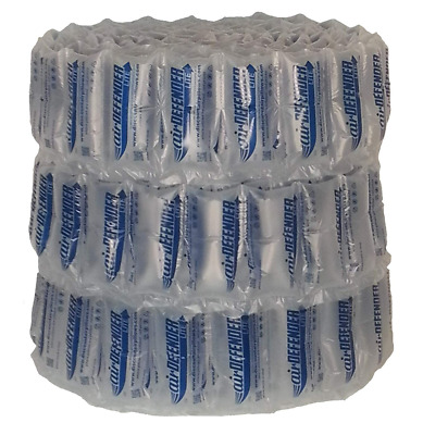 Air Cushion Packaging Shipping Inflatable Reusable Peanuts 40 Gallon Void Fill