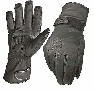 Nos Highway 21 489-0020S Granite Gloves Black Size Mens Small