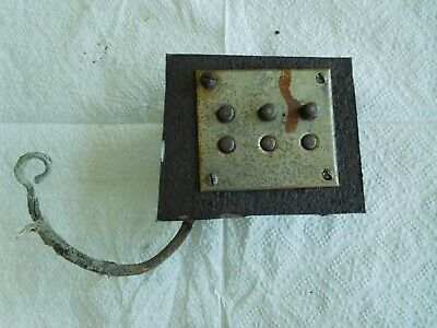 Dodge Brothers Lighting Switch 1914 15 16 Buick Chevrolet Marmon Olds Studebaker