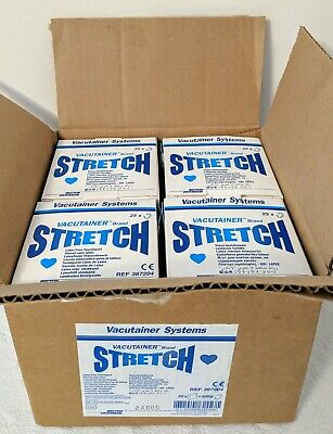 BD Vacutainer Stretch Disposable Tourniquet Latex Free (Box of 500)