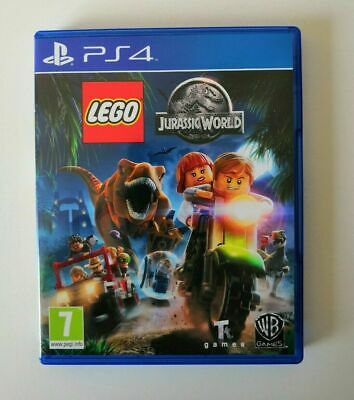 Lego Jurassic World PS4 SAME DAY Dispatch [Order By 4pm]