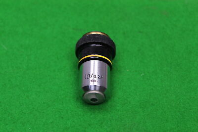 Carl Zeiss Microscope Objective 10/0.22 160/- in Case