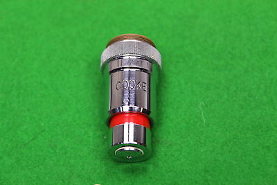 Cooke Microscope Objective 100x 1.3 OIL Accessories Laboratory Lab