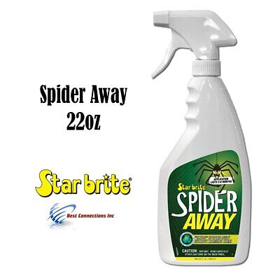 Star Brite Spider Away Non Toxic Spider Repellent 22 oz 95022 Safe For Pets