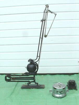 Antique Ritter / Amalgamated Dental Co.Ltd.wall mounted Dentists Drill