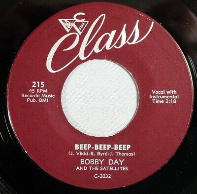 HEAR IT 50'S R&B 45 rpm record Fats Domino