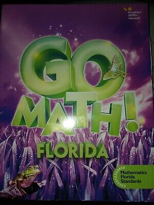 GRADE 3 GO Math Mathematics Florida Standards Text