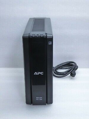 APC Back-UPS Pro 1300 Battery Backup BR1300G (Batteries Not Included)