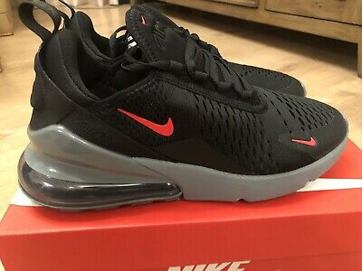 new products 47290 9a7cd NIKE JUNIOR AIR Max 270 BG Trainers | Black Size 6 - £59.99 ...