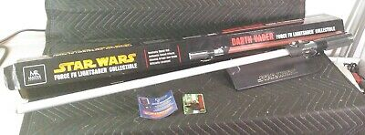 Darth Vader Lightsaber Star Wars Master Replicas Force Fx Metal Hilt