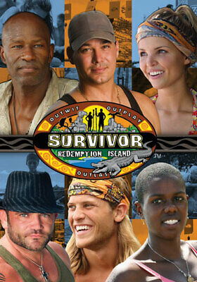 Allied Vaughn D150684D Mod-Survivor 22-Redemption Island (3 Dvd/Non-Returnabl...