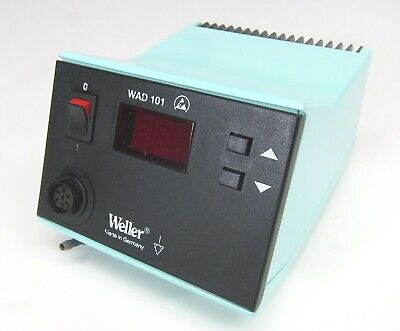 Weller Hot Air Station Power Supply w Digital Readout  Model WAD 101  Germany