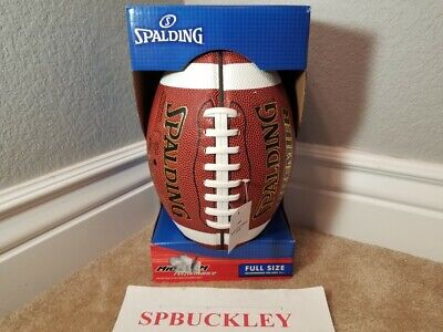 Spalding Premier Soft Tack Official Size Football Ball, 72-6388, New, 14+