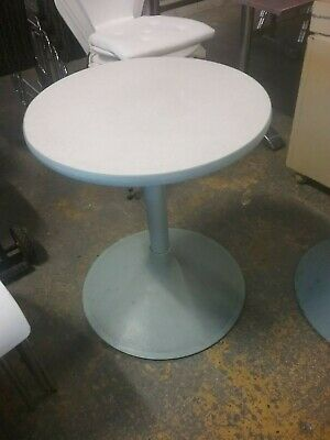 Round Sebel Cafe Table   8 available