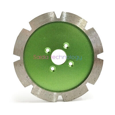 10mm Thickened cutting disc diamond engraving slotted diamond saw blade