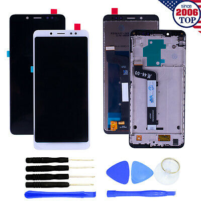 LCD Display Touch Screen Digitizer Assembly for Xiaomi Redmi Note 5 /Note 5 Pro