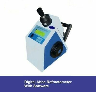 Digital Abbe Refractometer 01r