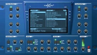 REFX NEXUS 2 VST Plugin For Windows With Free 64 BIT Adapter