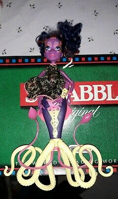 Monster High Great Scarrier Reef Down Under Ghouls Kala Mer'ri Doll 2014/ USED