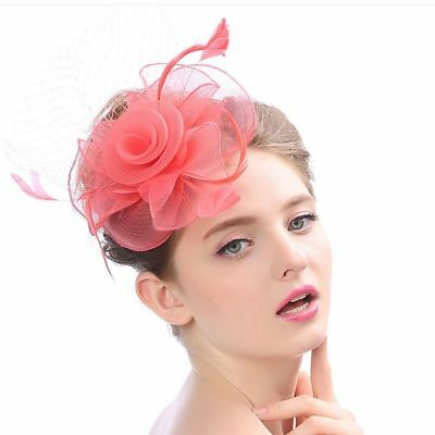 Large Headband Aliceband Hats Fascinators Wedding Ladies Race Royal Ascot Cool
