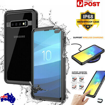 Samsung Galaxy S10 5G Plus Waterproof Shockproof Case 360° Full Protection Cover