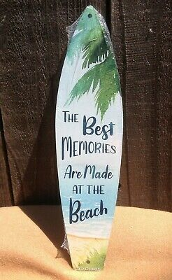 "Cowabunga Dudes Mini Novelty Beach Surf Board Sign 17/"" x 4.5/"""