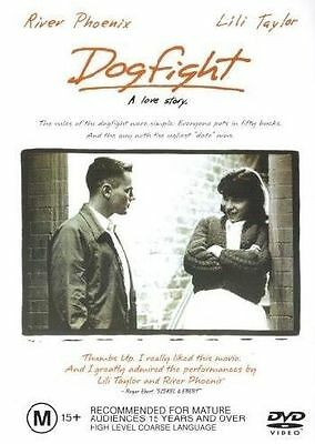 Dogfight  River Phoenix LILI TAYLOR RARE OOP GENUINE Region 4 DVD AS NEW