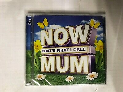 Now That's What I Call Mum (CD) NEW & SEALED, WS3