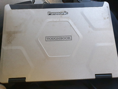 Panasonic laptop 14 inch toughbook cf-54 with windows