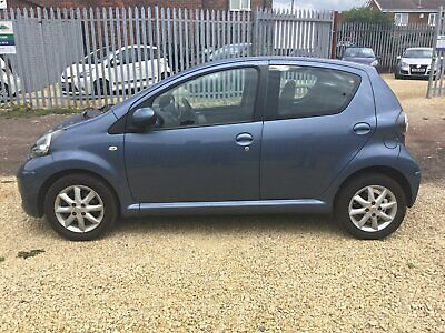 2009 TOYOTA AYGO 1.0 VVT-i ** NO RESERVE ** BLUE 5 DOOR