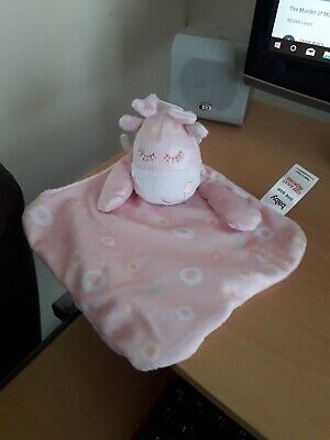 f3cde475a BABY PINK TESCO Baby Girl Sun Hat Hats 0-3 0 3 Months Mths New with ...