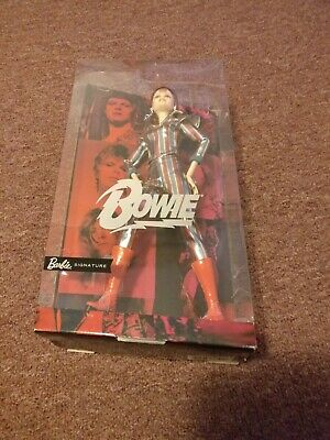 Barbie x David Bowie Doll Limited Edition In Hand , SOLD OUT