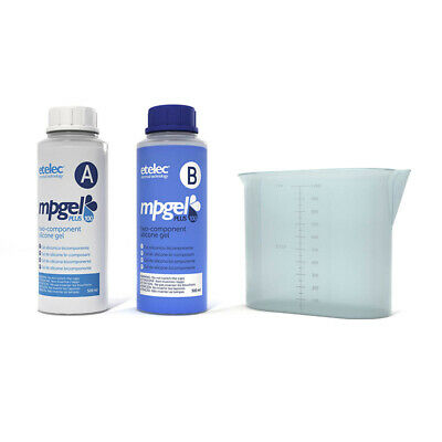 Electrical Silicone Re-enterable Encapsulant or Potting Gel (1L)