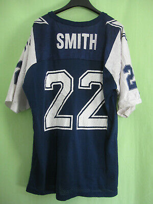 Maillot Cowboys Dallas Emmitt Smith Football Americain #22 Champion jersey - 44