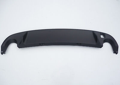 Rear bumper diffuser compatible with VW Golf mk 6 GTI 09-13 only