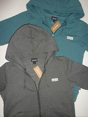 PATAGONIA Women's Pastel P-6 Label Ahnya Full-Zip Hoody - 39561 - size Small