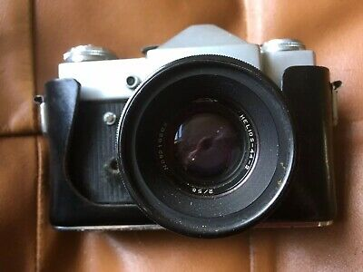 ZENIT B 35mm SLR Film Camera With Case