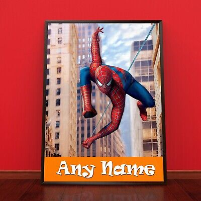 BTS Personalised Poster A4 Print Wall Art Banner Any Name Fast Delivery