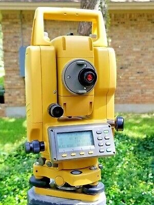 Topcon GPT-3005 Convetional Reflectorless Survey Total Station