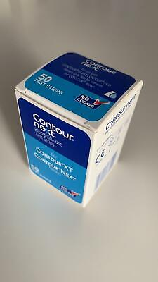 Contour Next (50 Test Strips per box) **Brand new** **Unopened**