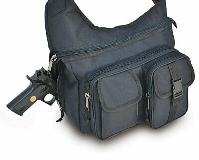 Explorer Tactical Concealed Carry Messenger Bag Large Camera Cross Body Side