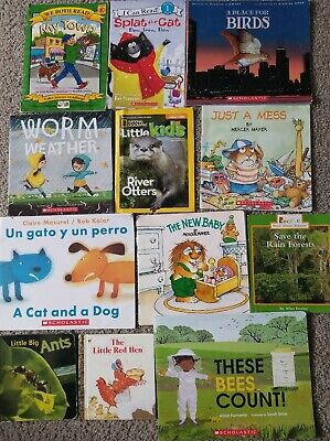 Story Time Bundle / Lot of 12 Story Books for  children kids Great condition