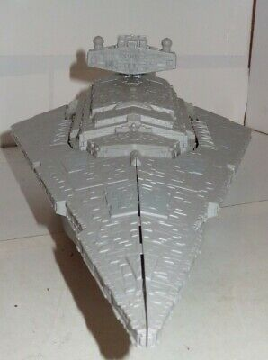 2014 STAR WARS REBELS COMMAND STAR DESTROYER Hasbro Used Toy Space Ship Only