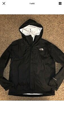 1526d7bb6 THE NORTH FACE HyVent 2.5L Hooded Waterproof Breathable Rain Jacket ...